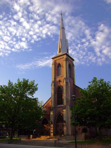 Grace United Church, Brampton, Ontario