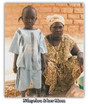 Ndeyelouand mom