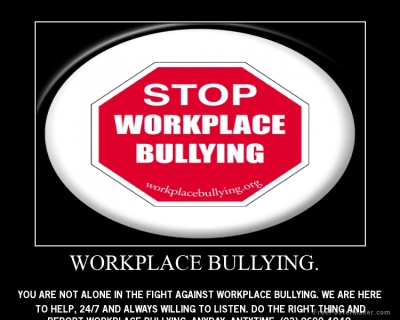 workplace bullying essay From june 1997 until the present, the namies have led the first and only us organization dedicated to the eradication of workplace bullying that combines help for individuals via our websites & over 12,000 consultations, telephone coaching, conducting & popularizing scientific research.