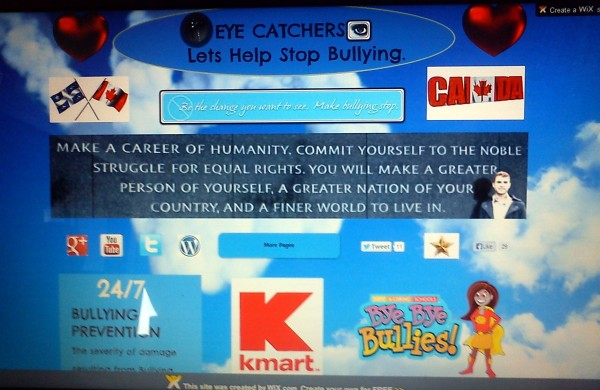 Eye Catchers is B.P's new Webstore, stop by and like us......
