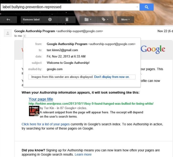 Google Authorship2