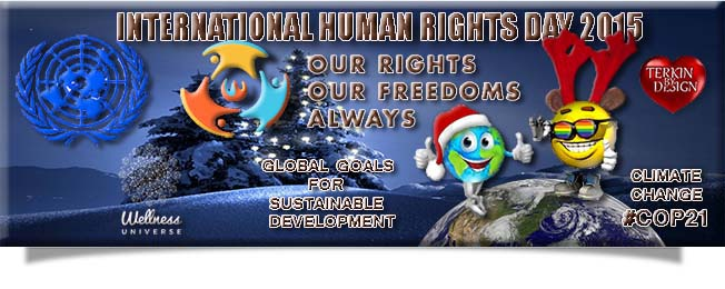 universal declaration human rights children's version of the christmas
