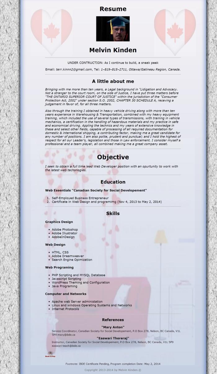 Resume - Melvin - Kinden.clipular (2)