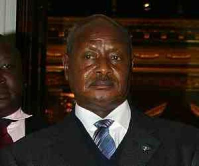 President Museveni- Closet Case, My Definition: If one has no issues with his own sexuality, then he has no issues with the sexuality of others! :-)