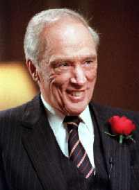 The Right Honorable Pierre Elliott Trudeau: Canada's 15th Prime Minister.