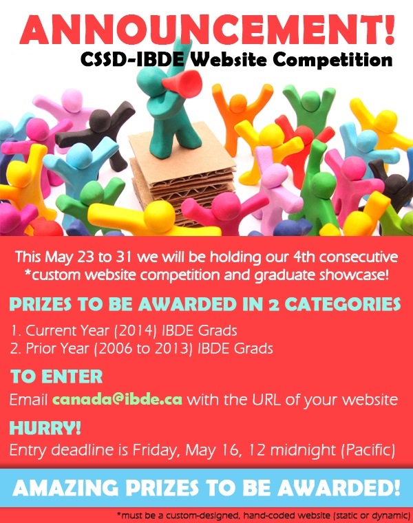 Website competition