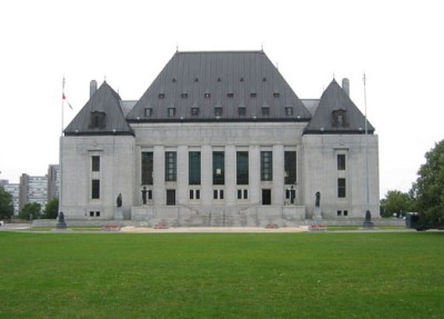 Supreme Court of Canada, Ottawa, Ontario