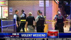Deadly Shootings in Chicago