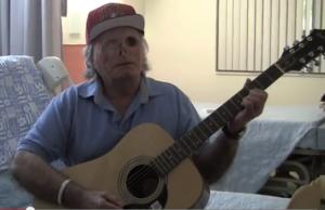 Florida zombie attack victim – Ron Poppo