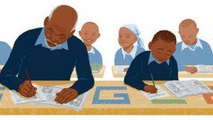 Kimani Maruge _ Google Doodle