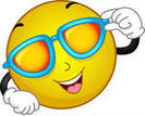illustration-of-a-smiley-wearing-sunglasses_99615176
