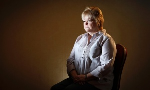 Judy Shepard, mother of 21-year-old murder victim Matthew Shepard, poses for a portrait in the Brooklyn borough of New York February 17, 2013. Photograph: Carlo Allegri/Reuters