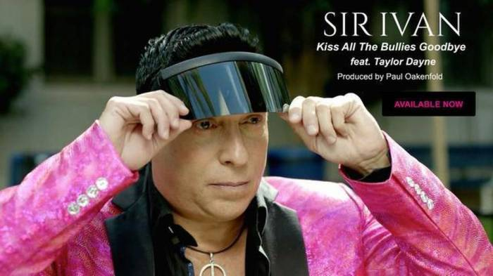 Sir Ivan performs 'Kiss All the Bullies Goodbye,' featuring Taylor Dayne. SIRIVAN.COM