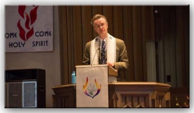 As part of Pride Week in Moose Jaw, Rev. Jim Tenford wrote a letter asking for forgiveness from the LGBT community on behalf of churches. (Rev. Jim Tenford)