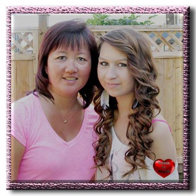 R.I.P Amanda...Carol Todd with her daughter Amanda, who took her own life after a bullying campaign became too much. Photograph by: Submitted , Victoria Times Colonist files