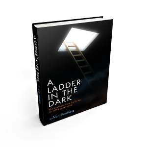 A Ladder in the Dark book