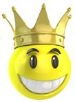 smiley-king-23118707