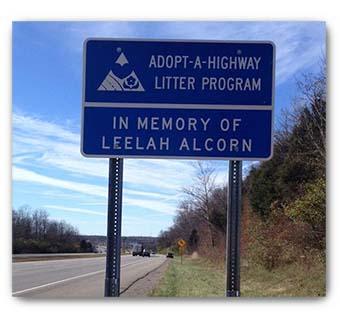 leelahalcornhighway