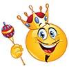 king-smiley