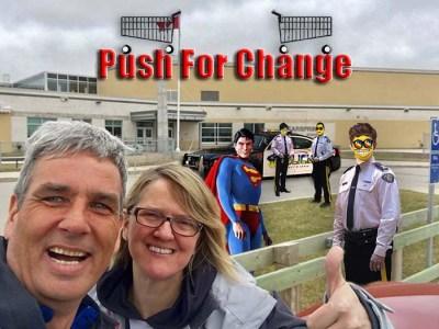 push for change