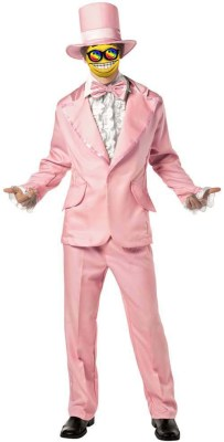 smilie pink suit