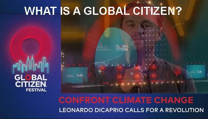 Global Citizen Template