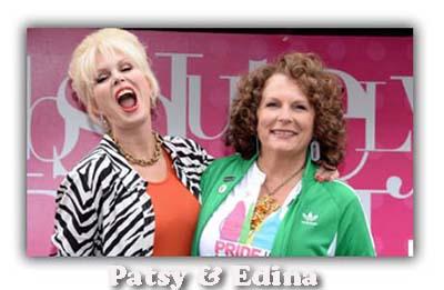 patsy&Ednia