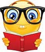 1058572-nerdy-emoticon-reading-a-book