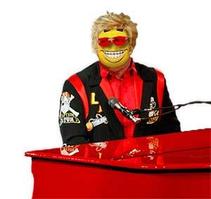Elton John's Final Bow At Caesars Palace