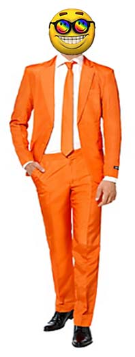 smilie-orange