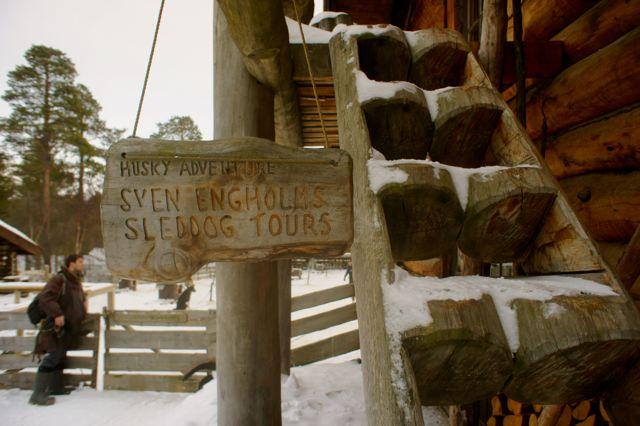 Sven Engholm's Sleddog Tours
